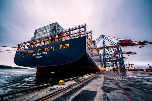 国際複合輸送事業